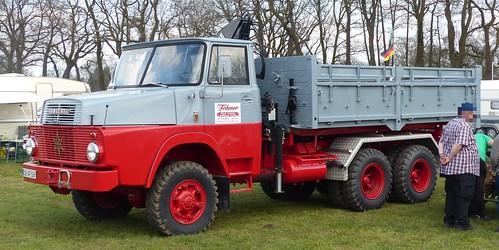 Henschel unknown truck bicolor vl