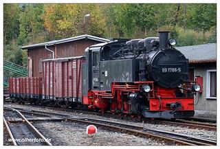 Fichtelbergbahn - 2018-01