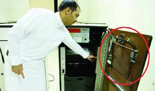3177 8 Years Old boy killed by an automatic trash bin in a Shopping Mall in KSA– Be Careful!