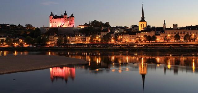 Saumur, Pays de la Loire, Maine-et-Loire