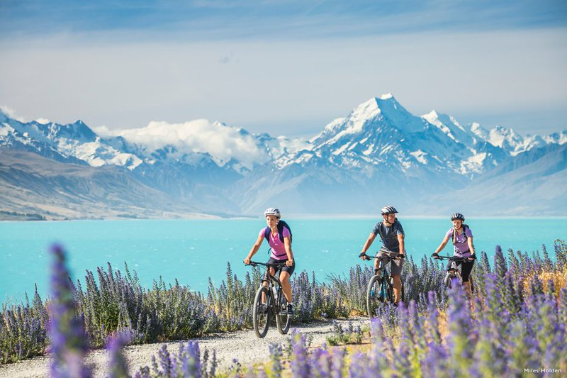 """Alps to Ocean """"End to End"""" Cycle"""