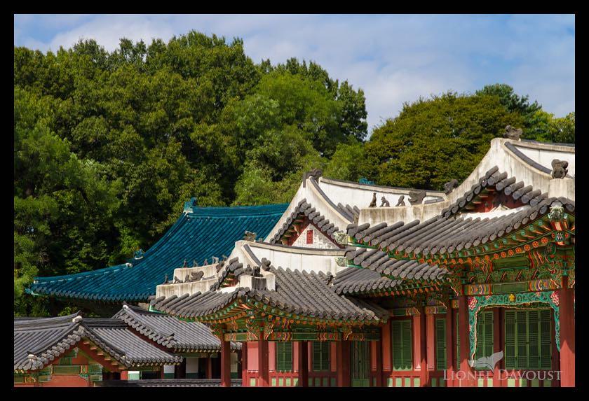 Silla temple
