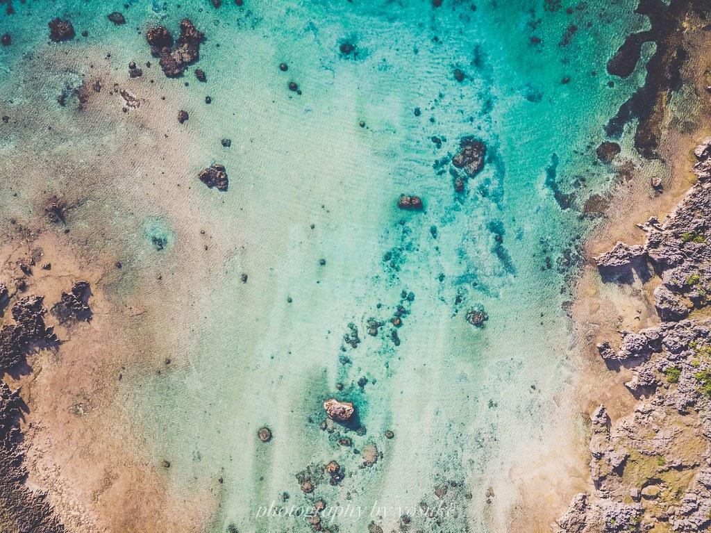 宮古島旅行2018 シギラビーチ空撮写真