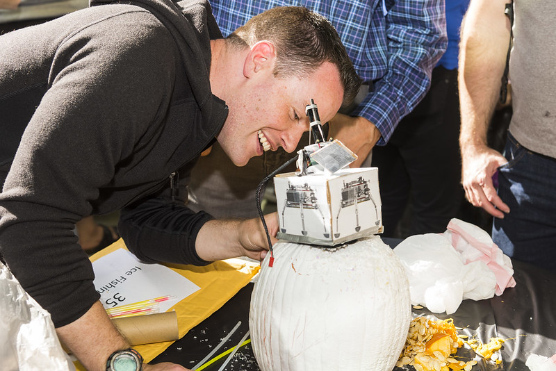 NASA Pumpkins - 2018 Pumpkin Carving Contest at NASAJPL