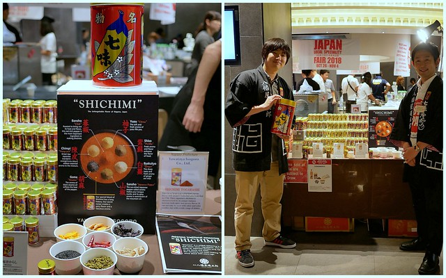 kbcg - isetan japanese food fair