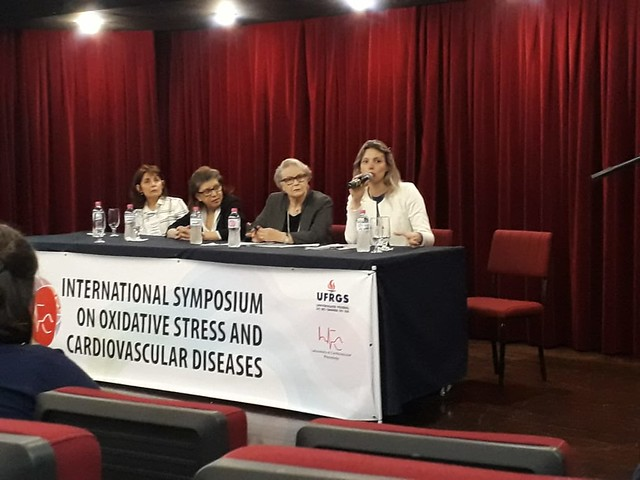 International Symposium on Oxidative Stress and Cardiovascular Diseases