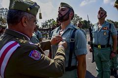 El General Jefe de Estado Mayor del Ejército Francisco Javier Varela Salas ha presidido el jueves 20 de septiembre los Actos conmemorativos del XCVIII aniversario de La Legión