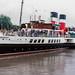MSF0121 - PS WAVERLEY at Portishead Dock - May 30, 1993