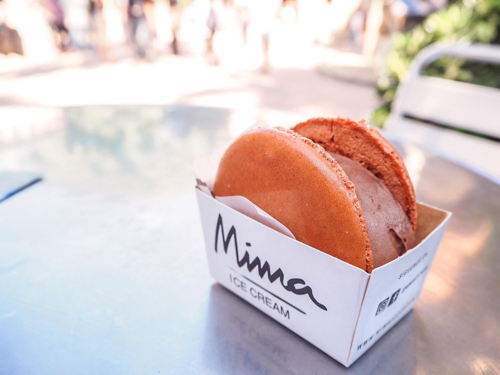 Mima Macaron Sandwich