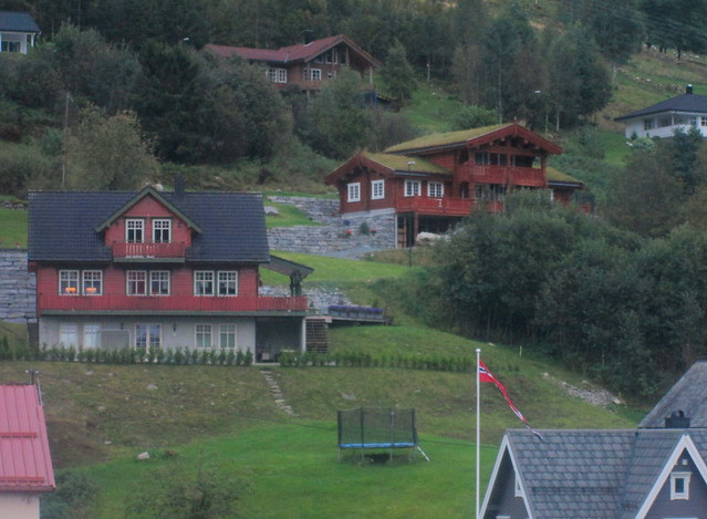 Turf Roofed Chalet, Olden, Norway