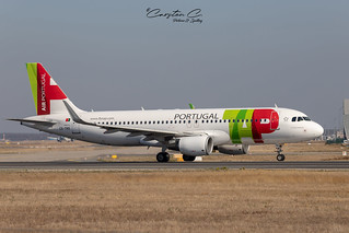 "FRA I TAP Portugal CS-TNS ""D. Afonso Henriques"" I Airbus A320-200 I 2018-10-10 