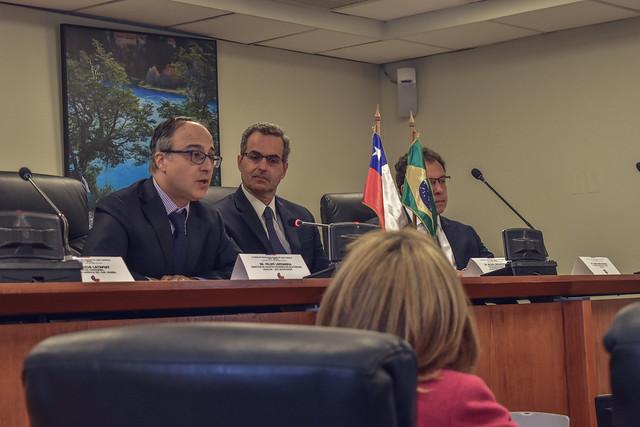 IV Ronda de Negociación Chile-Brasil