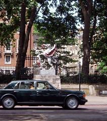 City Dragon & Rolls Royce