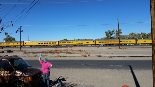 Union Pacific Business Train