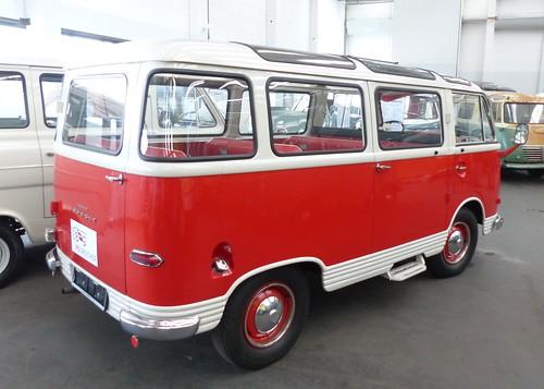 Ford Taunus Transit 67 BTO Bus 1967 bicolor hr