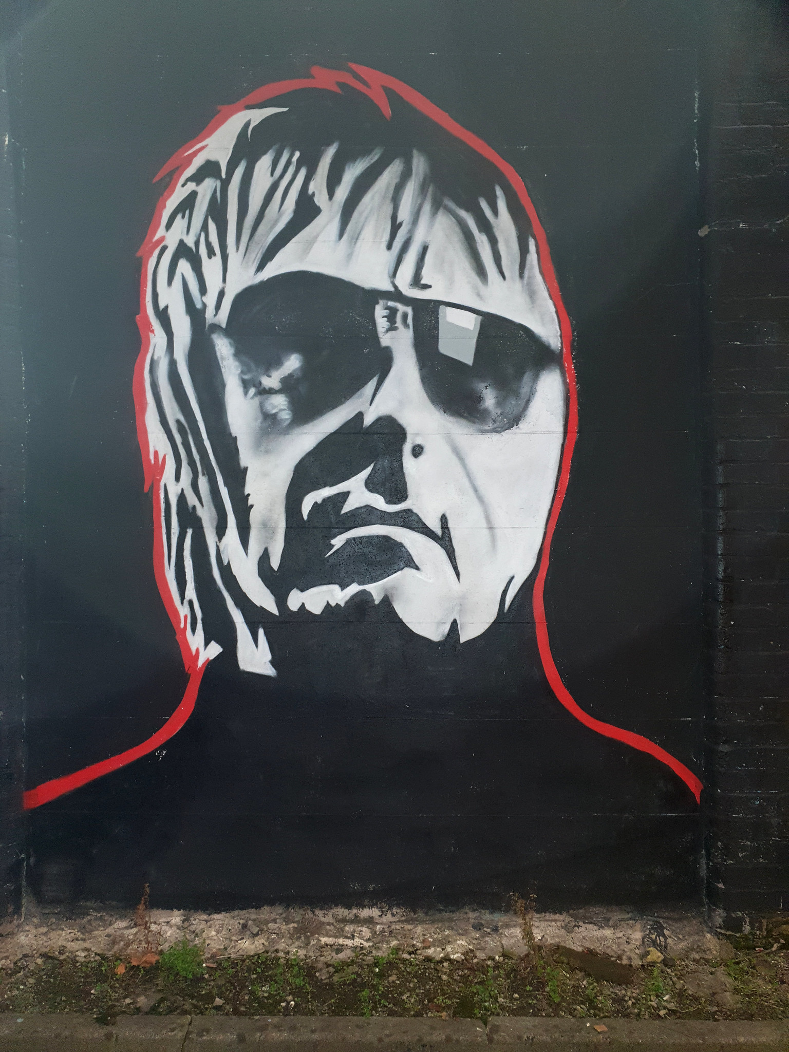 Street art, Belfast