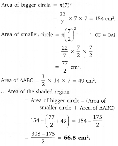 NCERT Solutions for Class 10 Maths Chapter 12 Areas Related to Circles 50