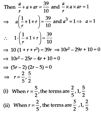 NCERT Solutions for Class 11 Maths Chapter 9 Sequences and Series 49
