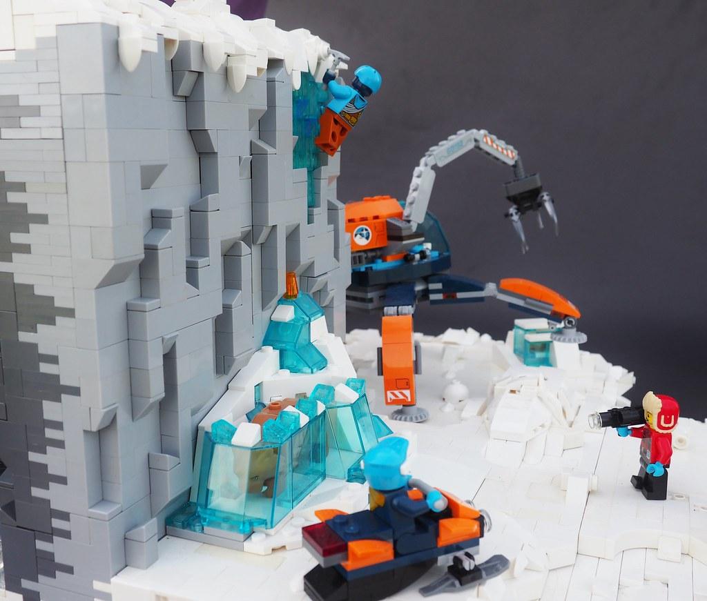 Arctic Cliff