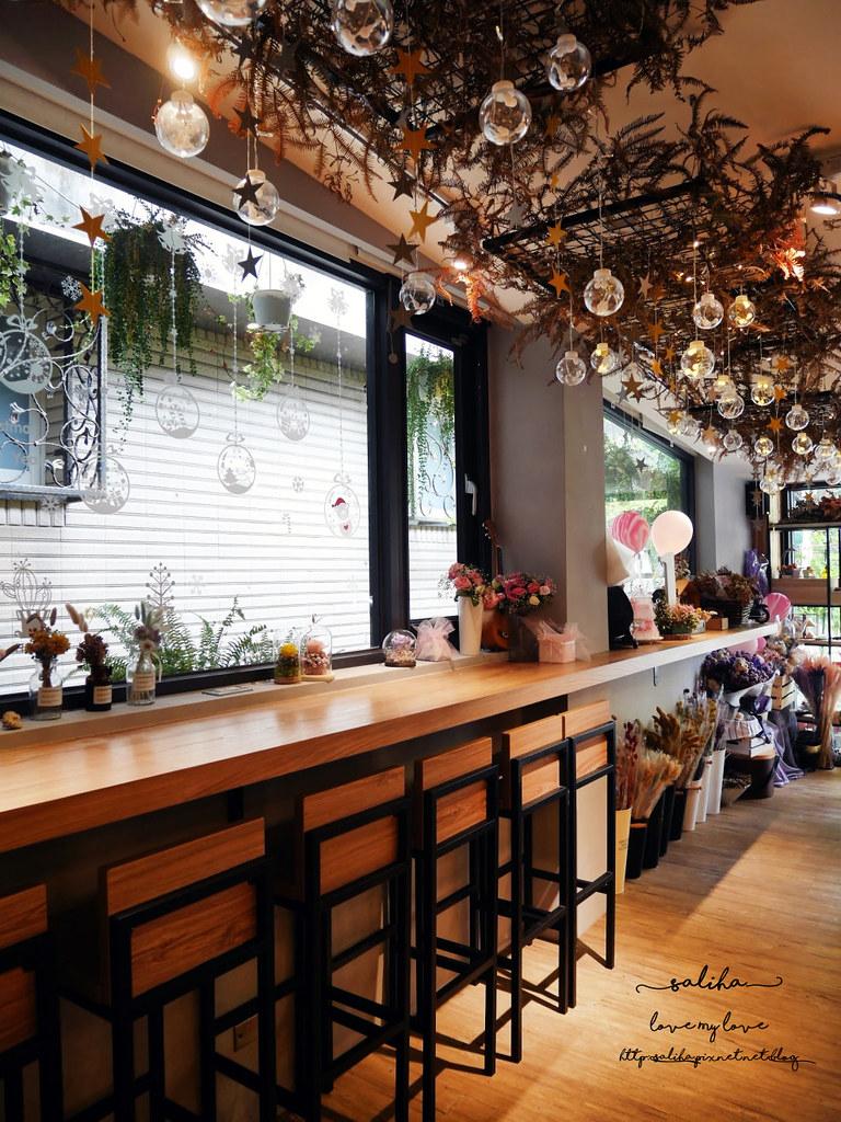 新店區公所附近咖啡館餐廳推薦花草慢食光 (4)