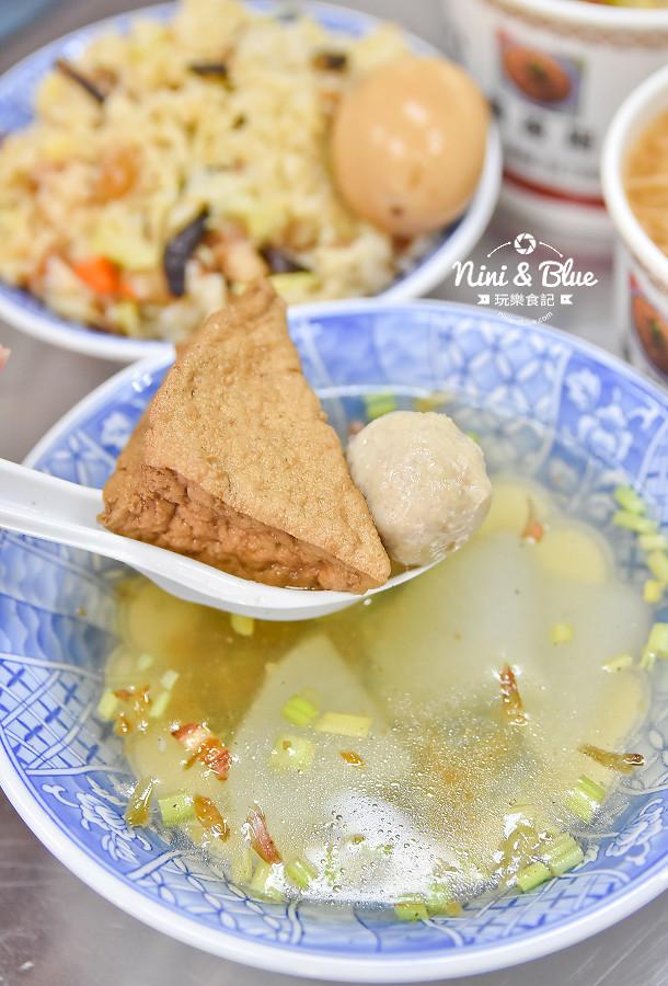 港心麵線糊 伸港 鹿港 彰化美食 高麗菜飯06