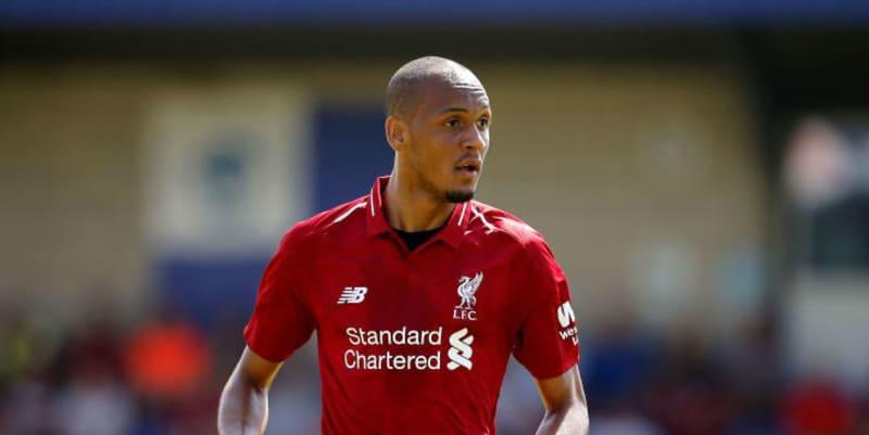 Fabinho siap untuk terobosan Liverpool