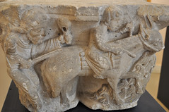The sacrifice of Isaac - Photo of Buzancy