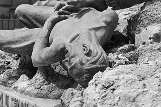 War Statue Valletta