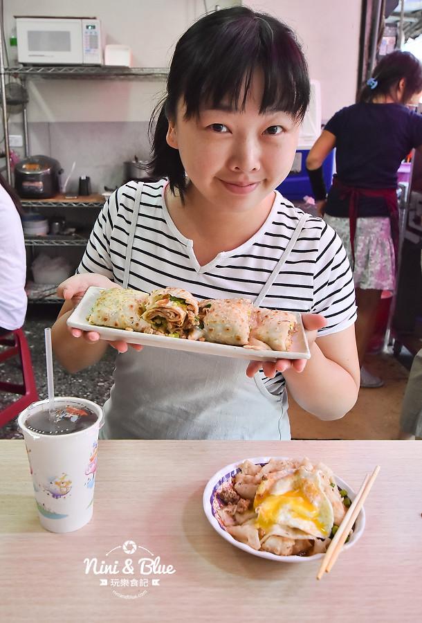 逢甲早午餐 炒餅條 古早味蛋餅 食尚玩家14