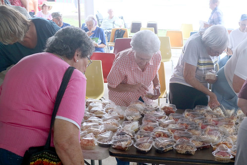 Turner County Fair Pie Sale