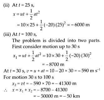 NCERT Solutions for Class 11 Physics Chapter 5 Law of Motion 8