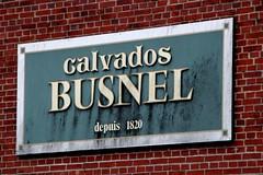 Cormeilles - La distillerie Busnel