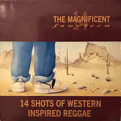 V.A.:THE MAGNIFICENT FOURTEEN(JACKET A)