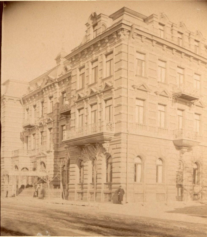 Гостиница Ф. Ветцеля