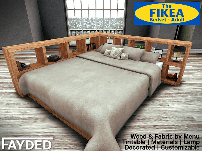 FAYDED – Fikea Bedset
