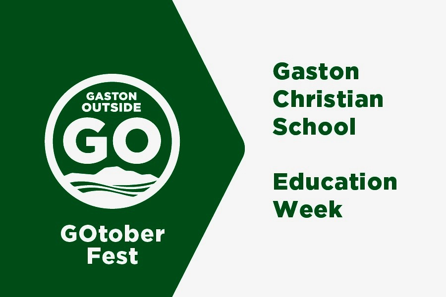 GCS GO Gaston Education Week 2018