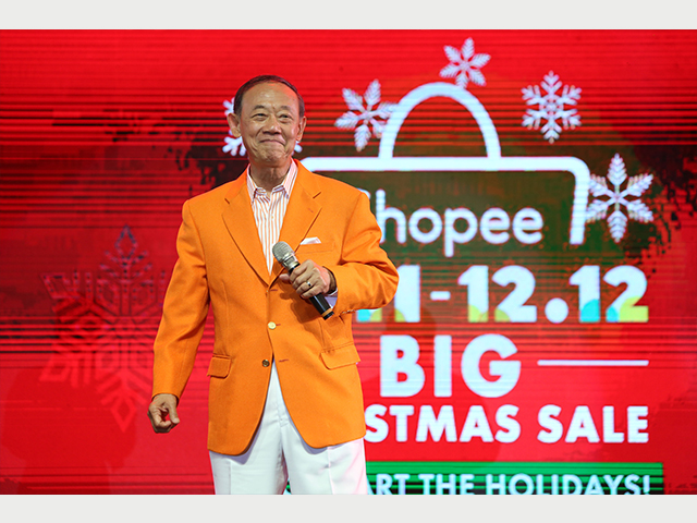 Schedule your Christmas Shopping with Shopee 11.11 and 12.12 Christmas Sale