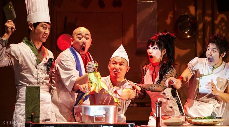首爾CHEF拌飯show門票(BIBAP)