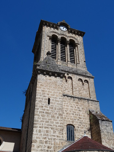 2016-08-12 (052) - St-Nazaire-en-Royans, Eglise, Clocher