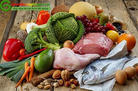 Ăn đa dạng các thực phẩm giúp người tiểu đường tuýp 2 không bị thiếu chất