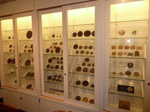 Medallic Images of War exhibit