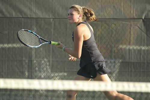 Girls Freshman Tennis 2018-2019