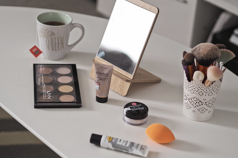 näin teen meikkipohjan - tuotteet