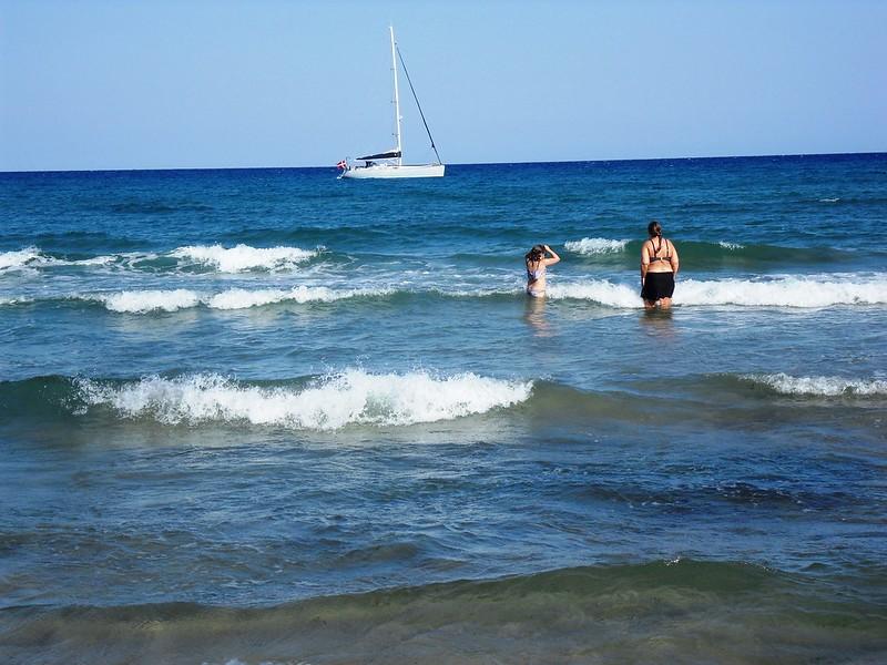 На Средиземном море сегодня