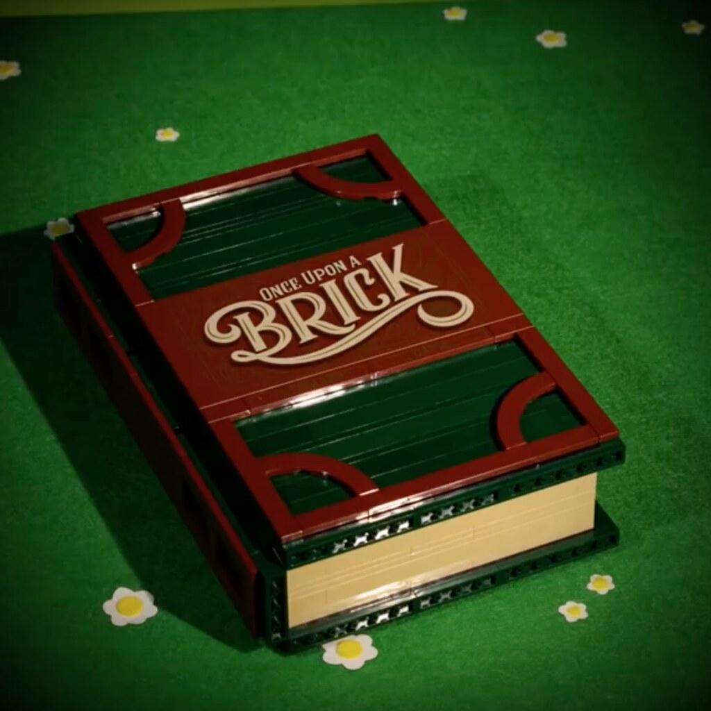 最熟悉的童話故事樂高化!! LEGO 21315【樂高立體書】LEGO Pop-Up Book 情報公開!