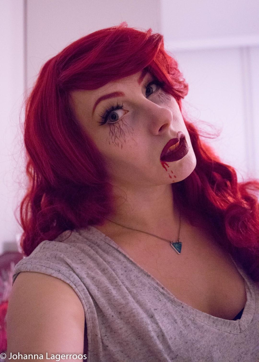 ariel vampire