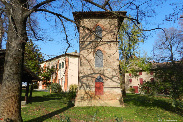 Crespellano Villa Banzi Beccadelli, Nikon COOLPIX S9100