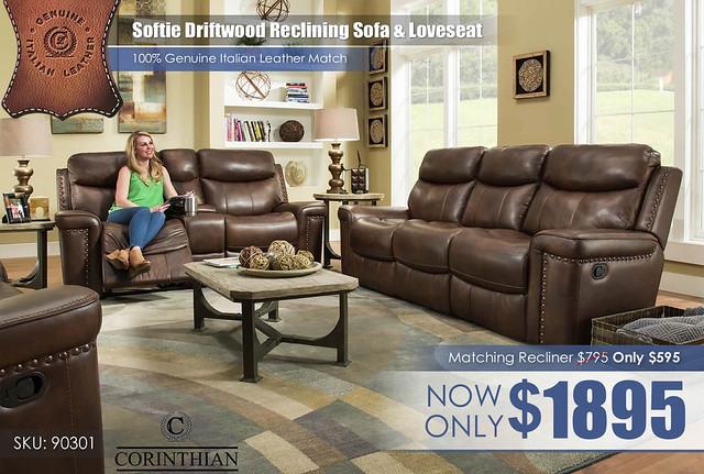 90301 Softie Driftwood Living Set_REG