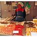 Fishseller - Public Market, Malaga, Spain