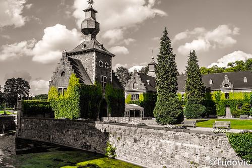 Au château de Jehay
